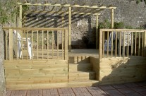 Decking Fencing & Pergolas – C01