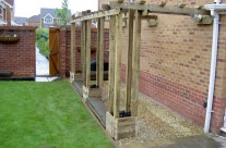 Decking Fencing & Pergolas – E01