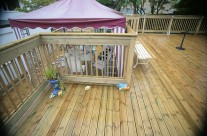 Decking Fencing & Pergolas – L01