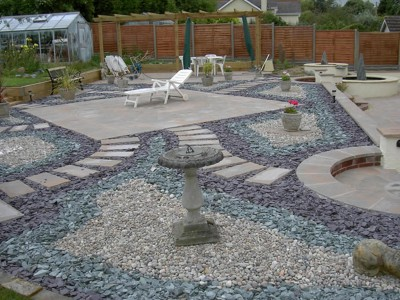 Garden Patio & Paving - 2D02