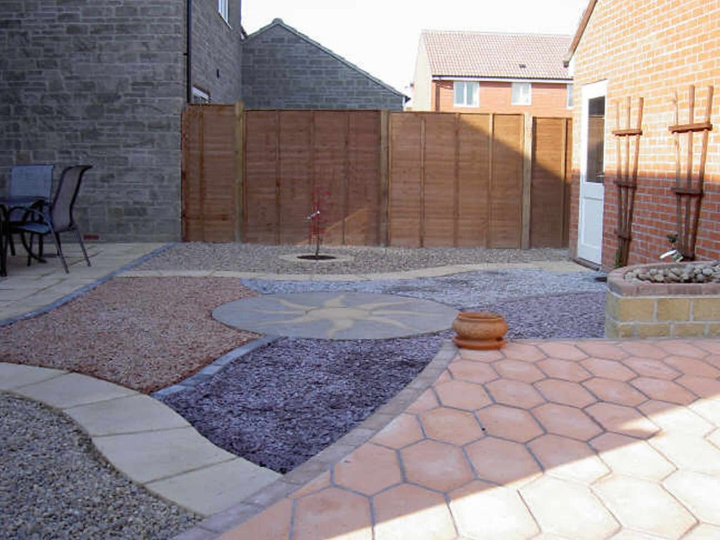Garden Patio & Paving - V01