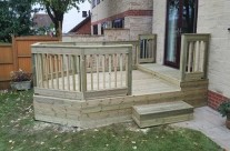 Decking Fencing & Pergolas – S01