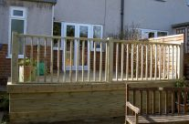 Decking Fencing & Pergolas – P01
