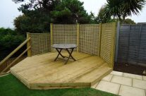 Decking Fencing & Pergolas – V01