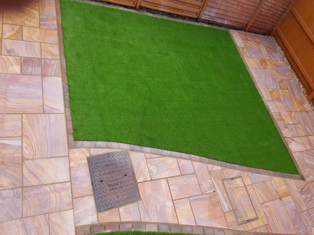 Garden Patio & Paving – 3P01
