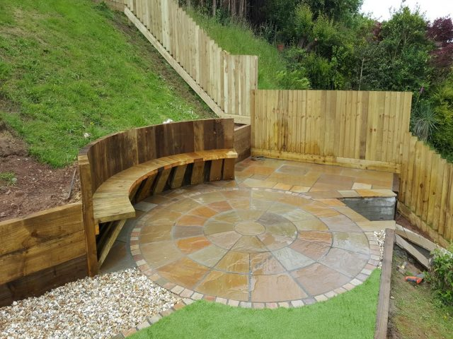 Garden Patio & Paving – 3Q01