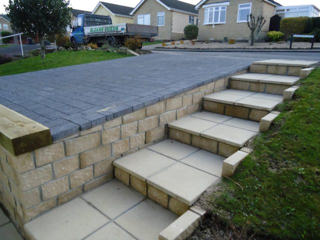 Garden Patio & Paving – 3W01